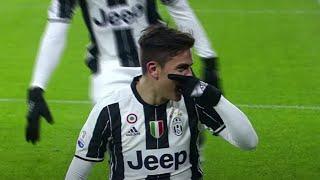 Juventus' Coppa Italia journey 2016-17