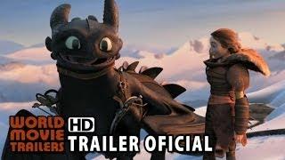 COMO TREINAR O SEU DRAGÃO 2 Trailer Oficial #2 Dublado