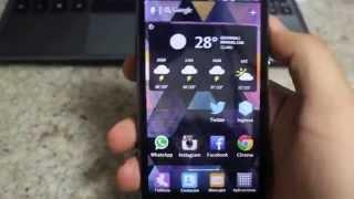 LG L9 (P768g Movistar) Jelly Bean 4.1.2 (Actualizado ROOT