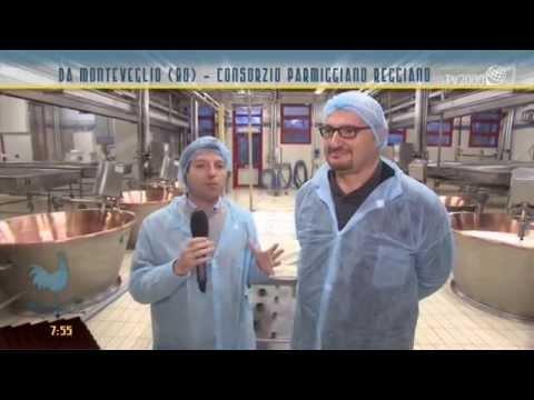 Come nasce il Parmigiano Reggiano