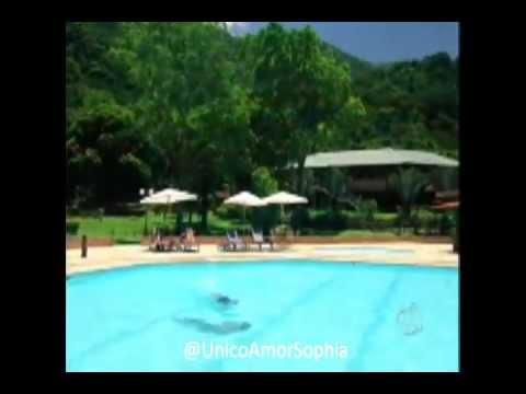 Diego ensina Pilar a mergulhar e lembra de Roberta - Rebelde Brasil - RBR