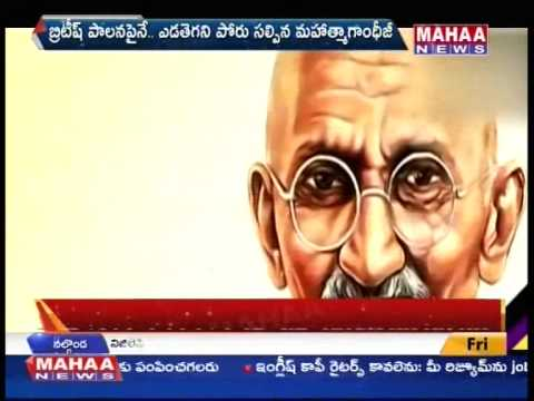 Gandhi Statue to Be Erected outside UK parliament Mahaanews
