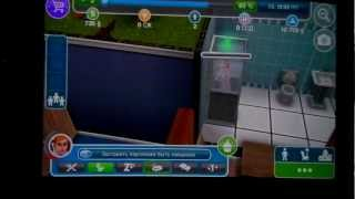 Samsung Galaxy S3 Mini The Sims FreePlay