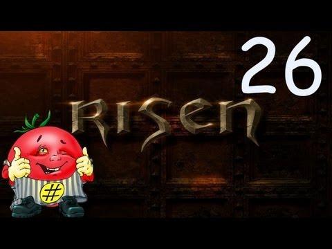Прохождение Risen: 26я часть [Последняя могила]