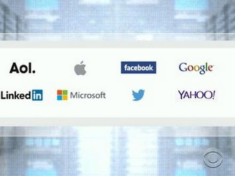 Tech giants say government surveillance going too far