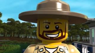 Lego City - Policajná naháňačka