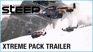 Steep - Xtreme Pack DLC Trailer