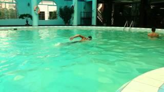 Kỹ thuật Bơi Sải đúng cách