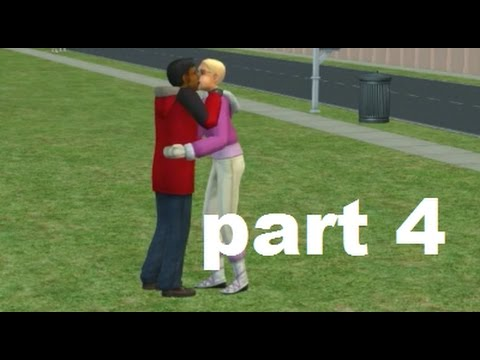 Let's Play The Sims 2 Prettacy Part 4 (Witchy Relations and Whoops! Part 1 of 2)