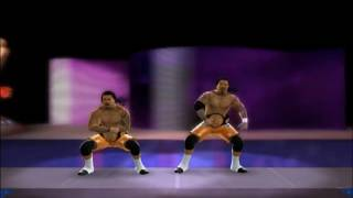 WWE 2K14: What The Usos' Entrance And Finisher Be Like In