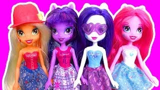 My Little Pony Equestria Girls Dolls Perfect For Pony And