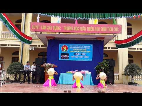 Múa Quê tôi lớp 6- Trường THCS Việt Hồng 26/3/2015