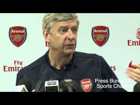 Arsene Wenger pre Norwich vs Arsenal