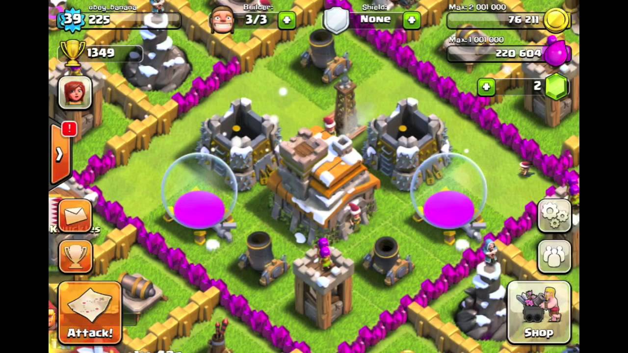 Best Clash of Clans Town Hall Level 7