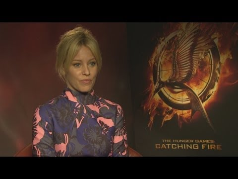 Elizabeth Banks interview: 'A team helped me to toilet' while playing Effie Trinket in Catching Fire