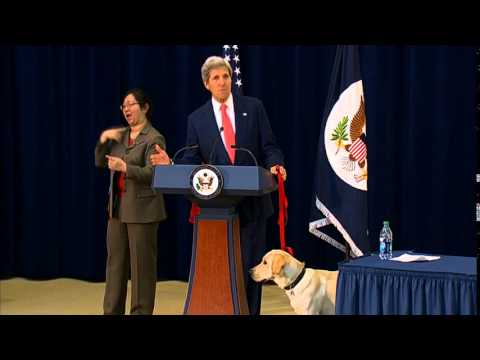 Secretary Kerry Delivers Remarks at the Take Your Child to Work Day Event