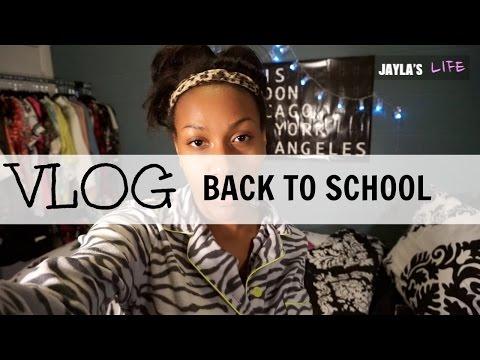 VLOG: BACK TO SCHOOL #3