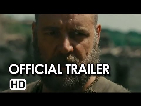 Noah Official Trailer (2014) HD