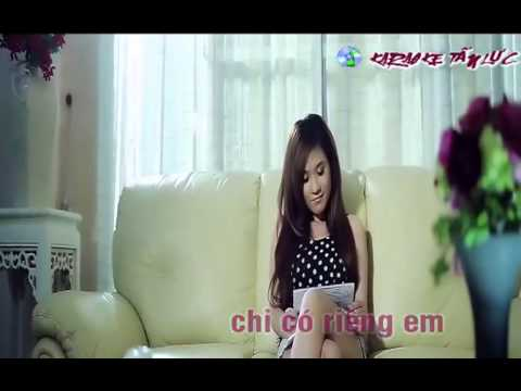 Karaoke remix] Tinh anh khong doi thay HD (full beat) Du Thien   YouTube