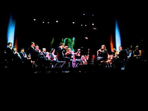 West Europe Orchestra - 7th Art Magic Concert - Lord of The Rings Theme