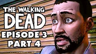 The Walking Dead Game: Episode 3, Part 4 The Train Wreck