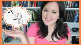 The Ten TAG! | lindsayheartsbooks