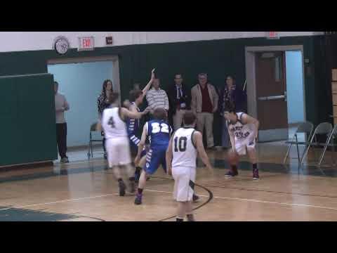 Chazy - Johnsburg Boys 2-15-13