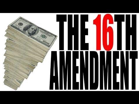 16th Amendment Pictures Knowmia  the 16th amendment