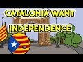 Catalonia wants independence Countryballs