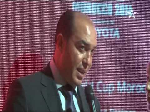 المغرب وإيبولا وكأس إفريقيا