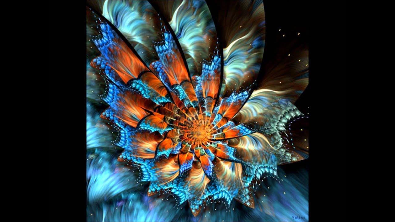 Волшебные цветы рисунки 5