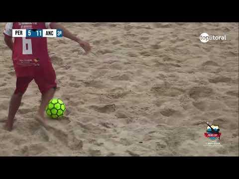 Disputa do 7º Lugar - Jogo 13 - 2ª Taça São Paulo de Beach Soccer