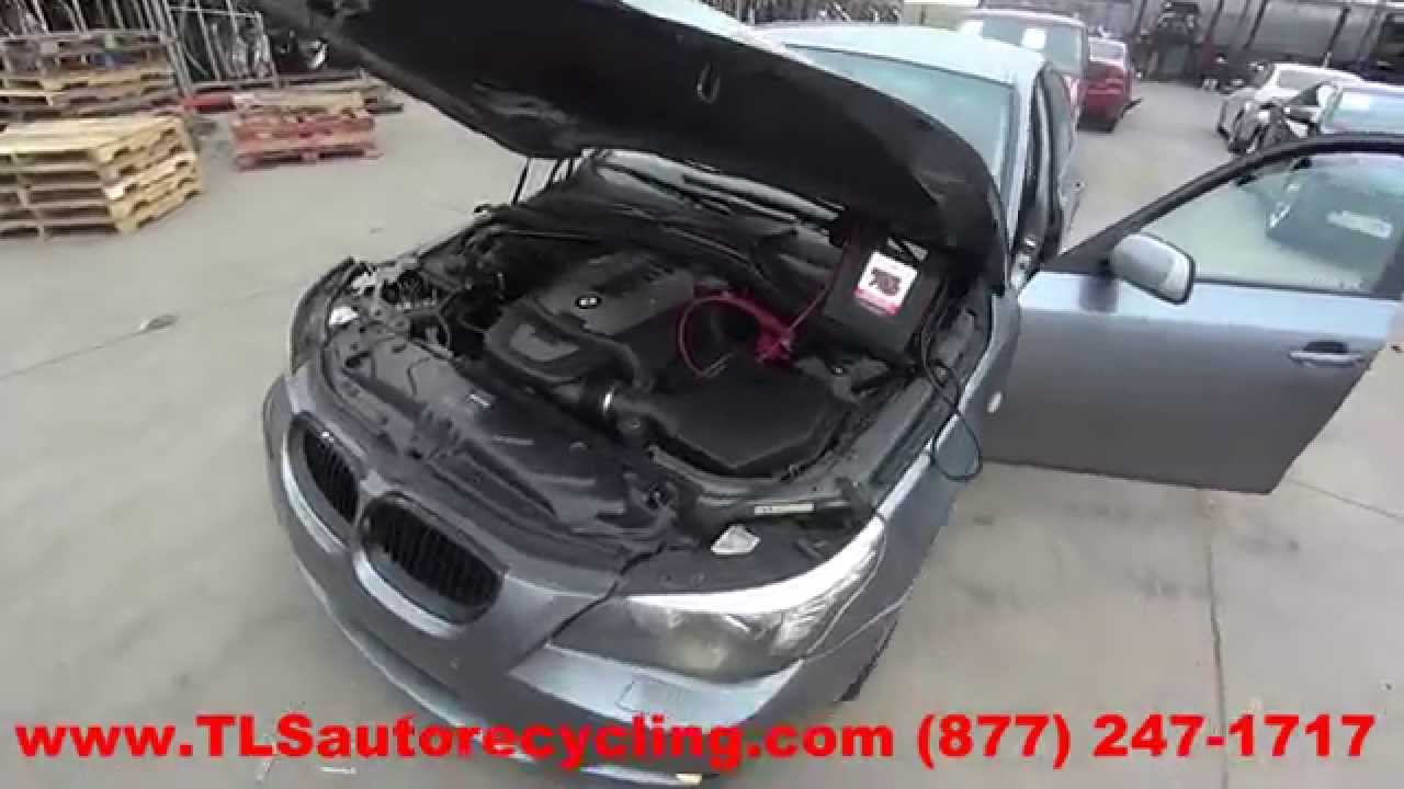 maxresdefault parting out 2008 bmw 550i stock 5121yl tls auto recycling  at reclaimingppi.co