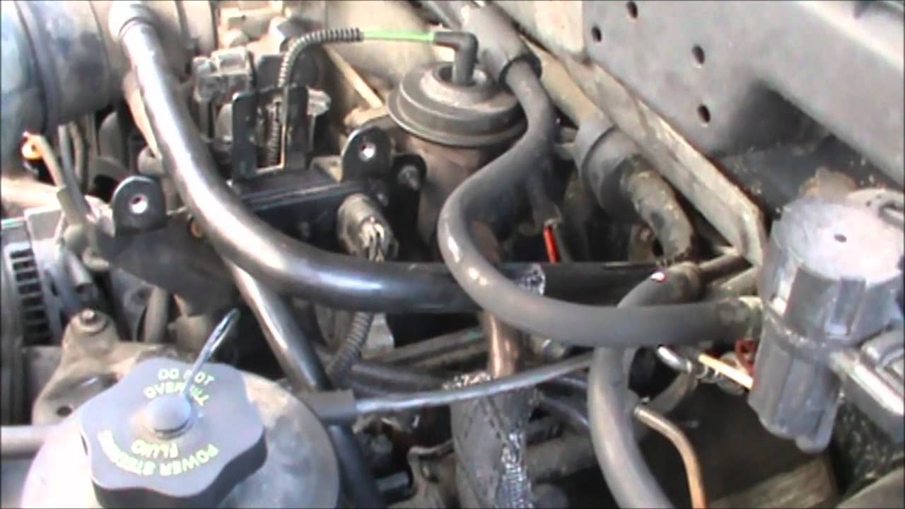 Maxresdefault on 2001 ford expedition egr valve location