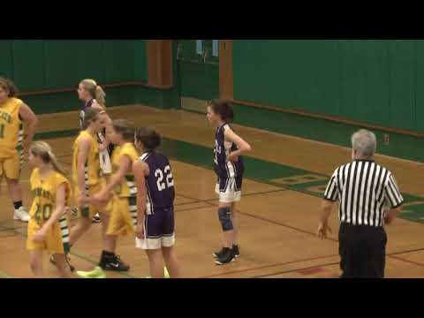NAC - Ticonderoga JV Girls 1-31-12