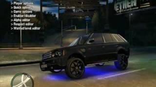Grand Theft Auto IV Range Rover Sport