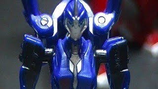 VIDEO REVIEW TRANSFORMERS PRIME ARCEE