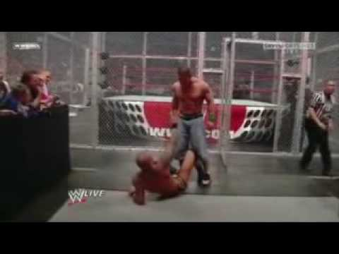 John Cena vs Randy Orton Hell IN a CeLL