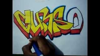 Video Aula Com Gene Do Grafite 006 Letra E Sombra 4/5