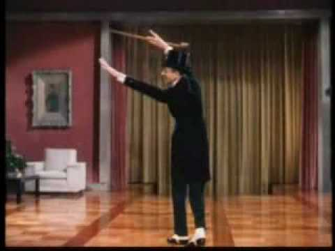 fred astaire puttin