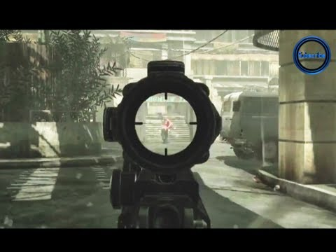 Call of Duty: Modern Warfare 3 - Multiplayer GAMEPLAY Trailer! (COD MW3 Official Reveal)