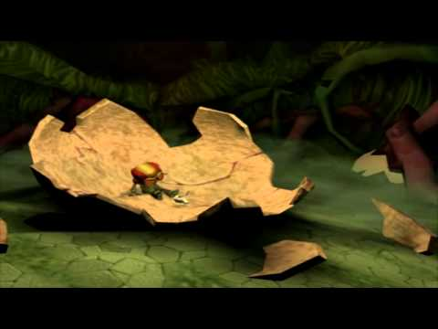 Psychonauts Gameplay
