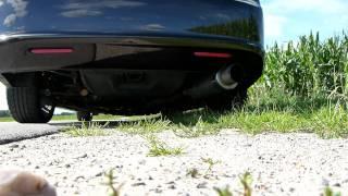 "European Honda Accord Acura TSX CL7 2.0 Magnaflow 6"" Single Exhaust videos"