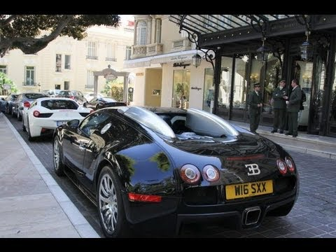 Supercar Combo @ Hotel Hermitage
