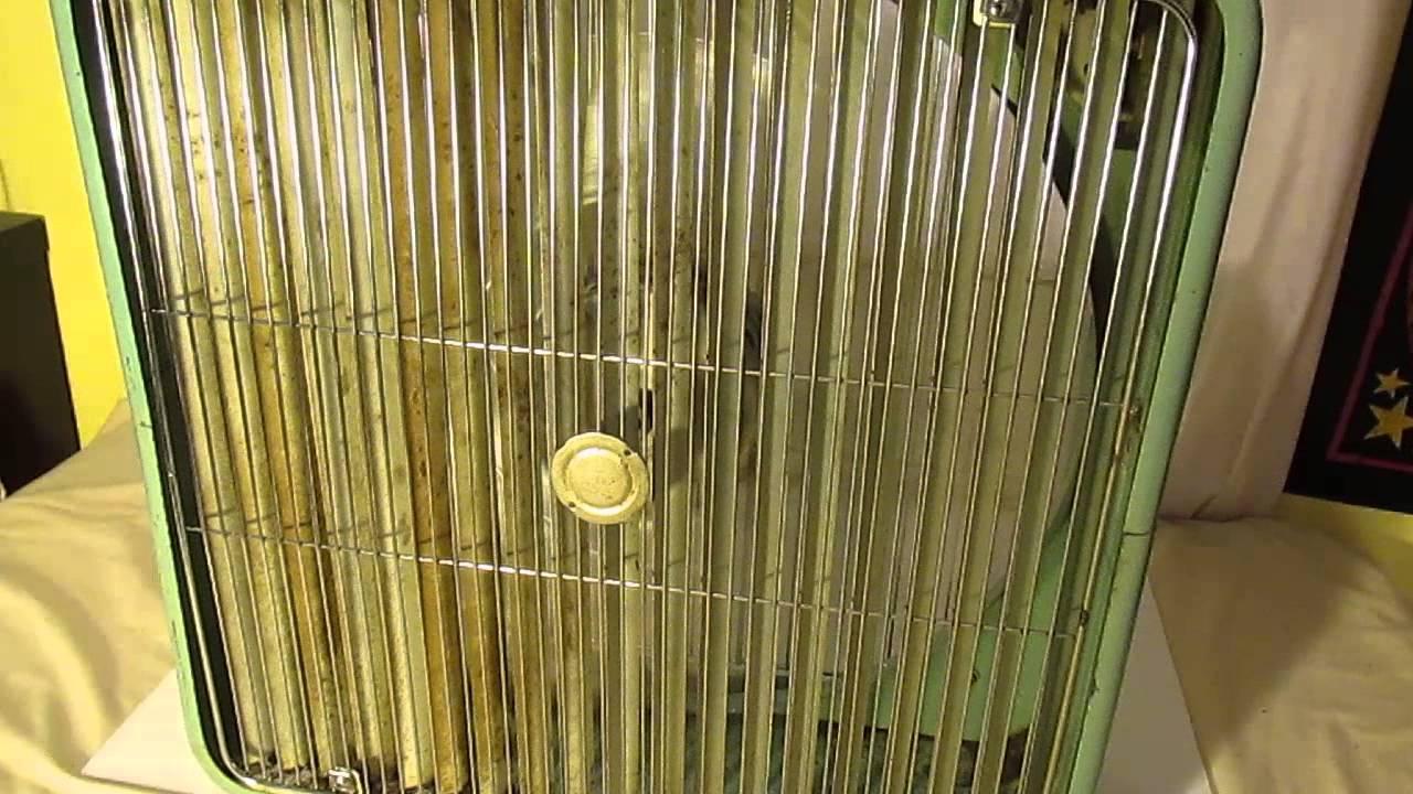 1960s Box Fan : Maxresdefault g