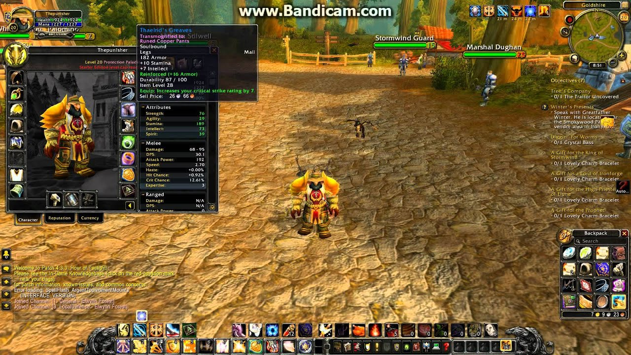 19 twink preist wow gear