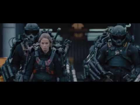 Edge of Tomorrow - Emily Blunt is Rita Vrataski - Official Warner Bros. UK
