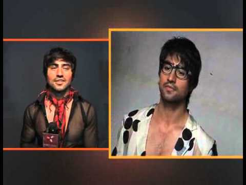 Harshad Chopra Photo shoot for IFs Youth Icon Calendar 2013