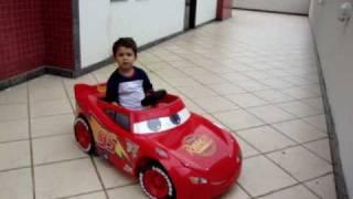 Meu Filho No Relâmpago Mc Queen!!