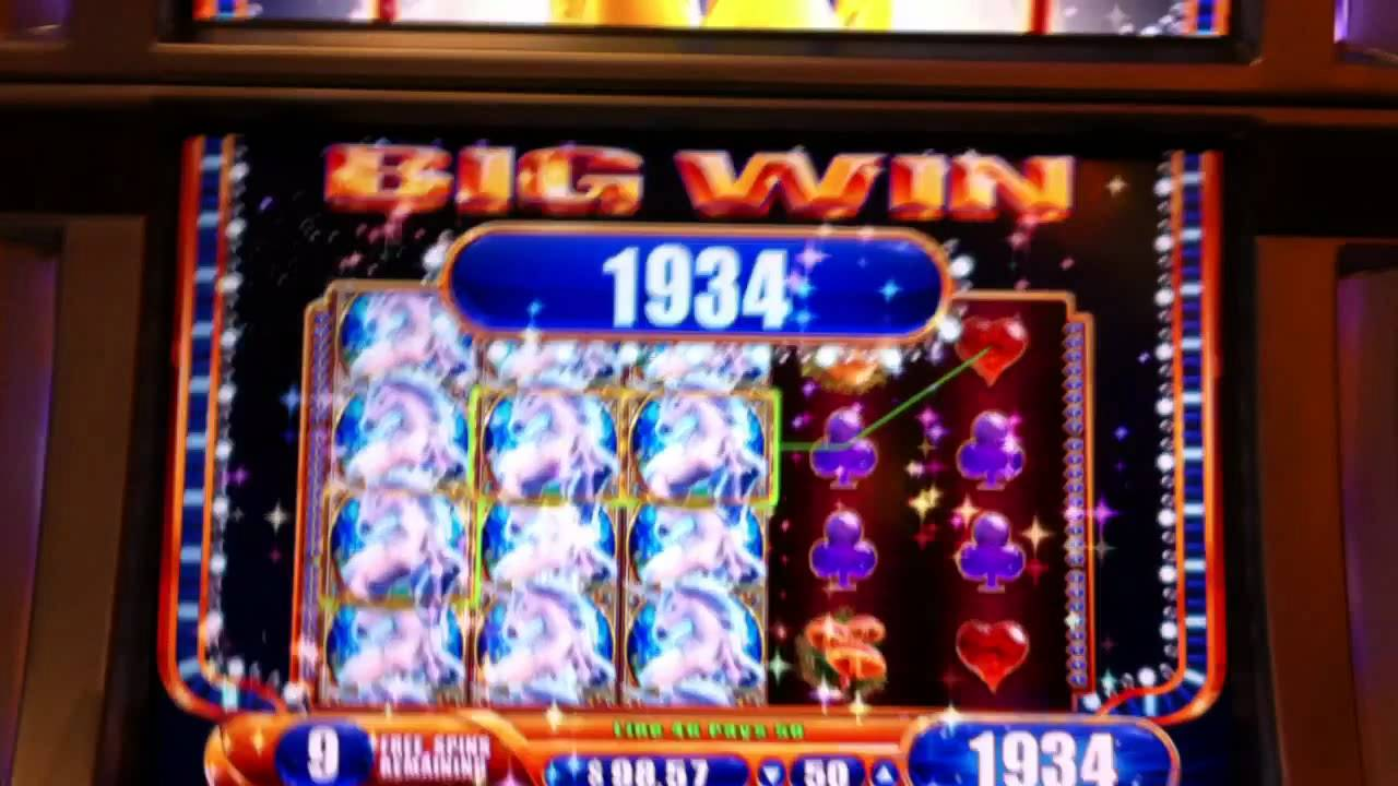 free slot machine unicorn